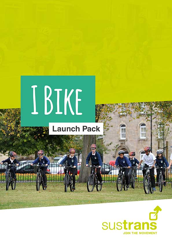 I Bike Launch Pack cover image