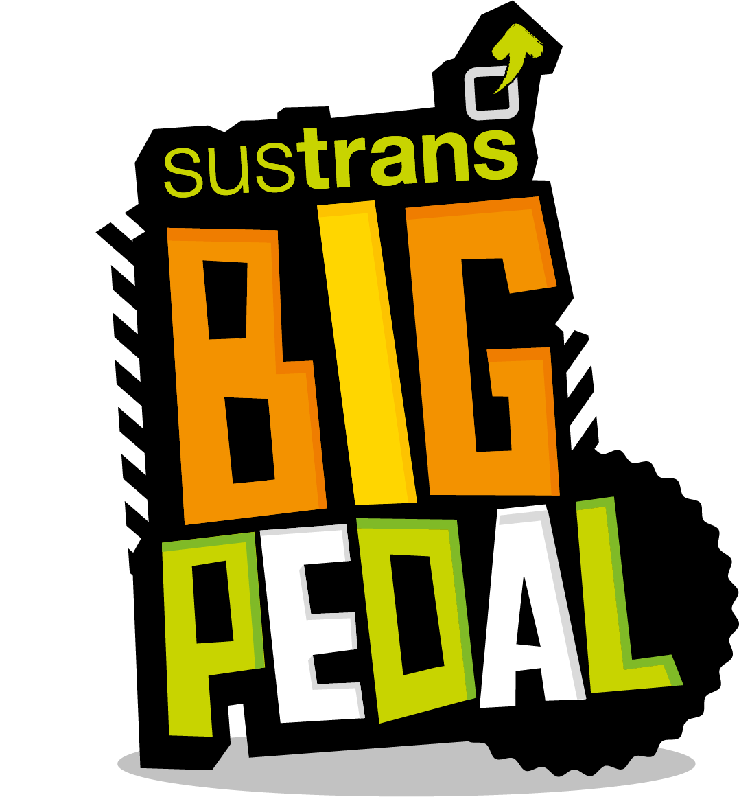 Big Pedal Logo