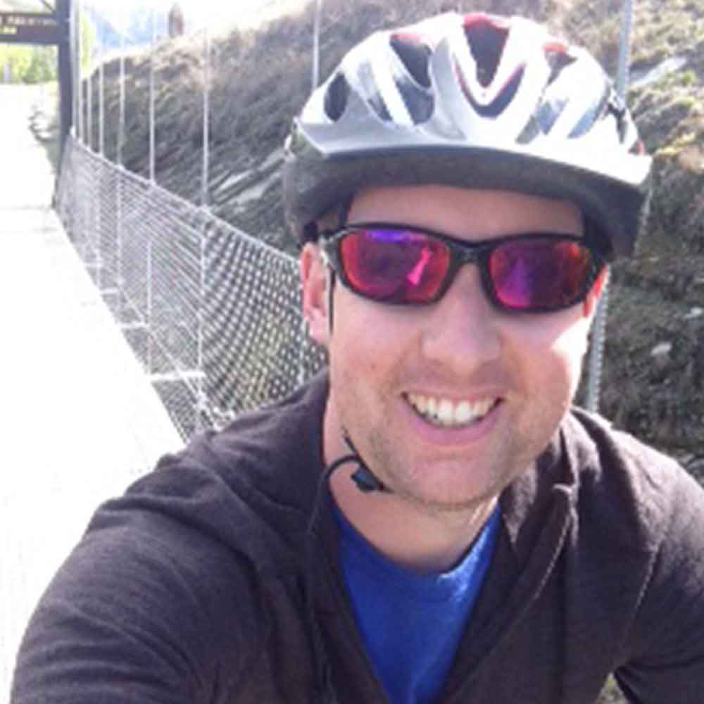 gordon burt I Bike coordinator
