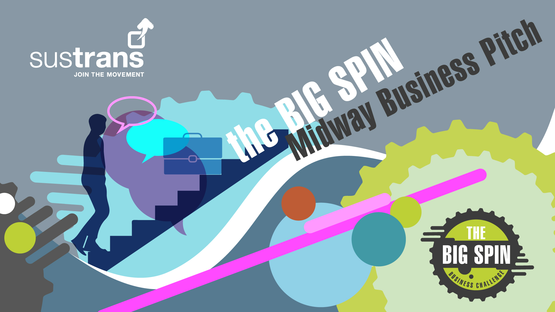 Big Spin Midway Business pitch