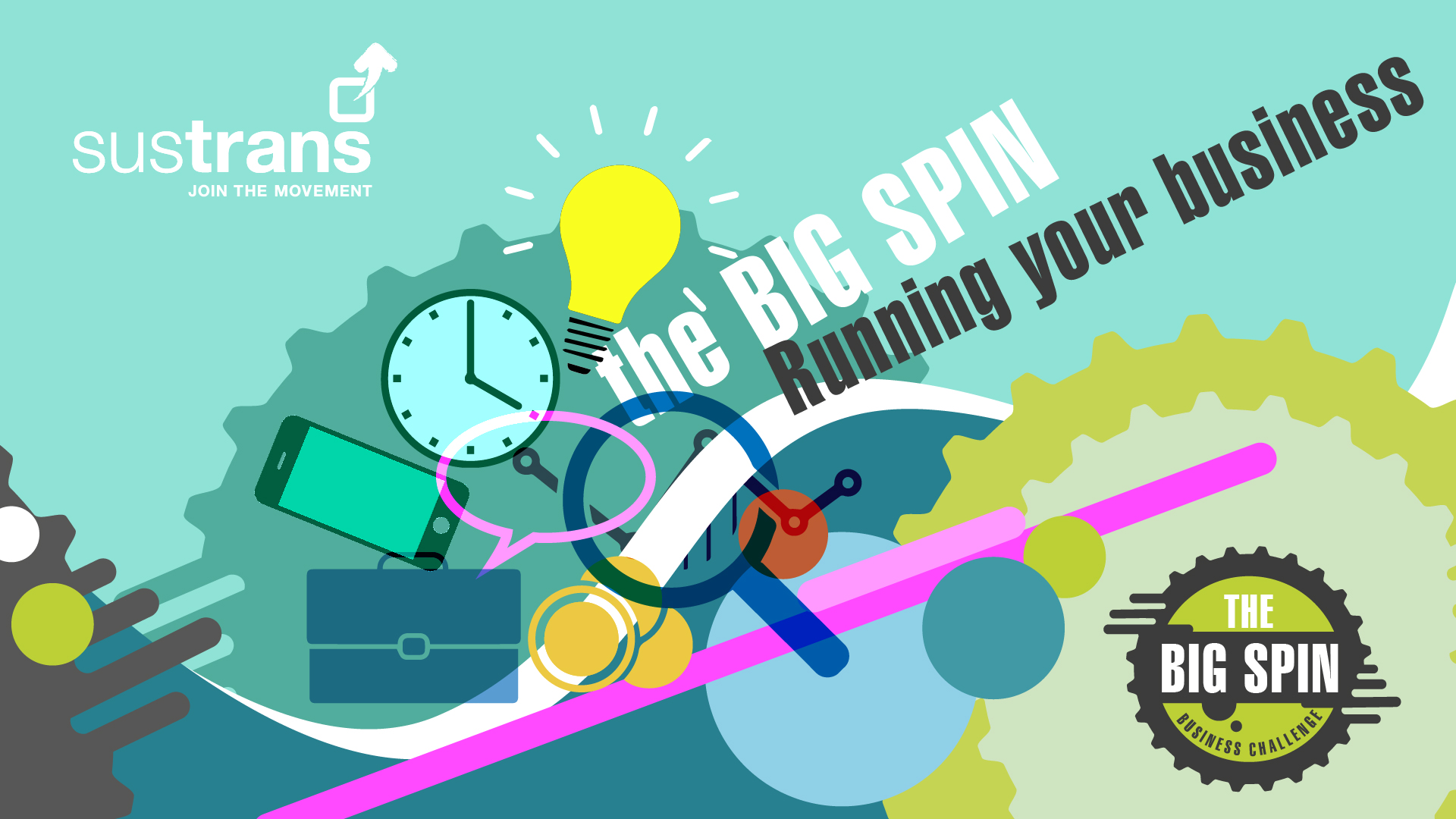 Big Spin Running Your Business
