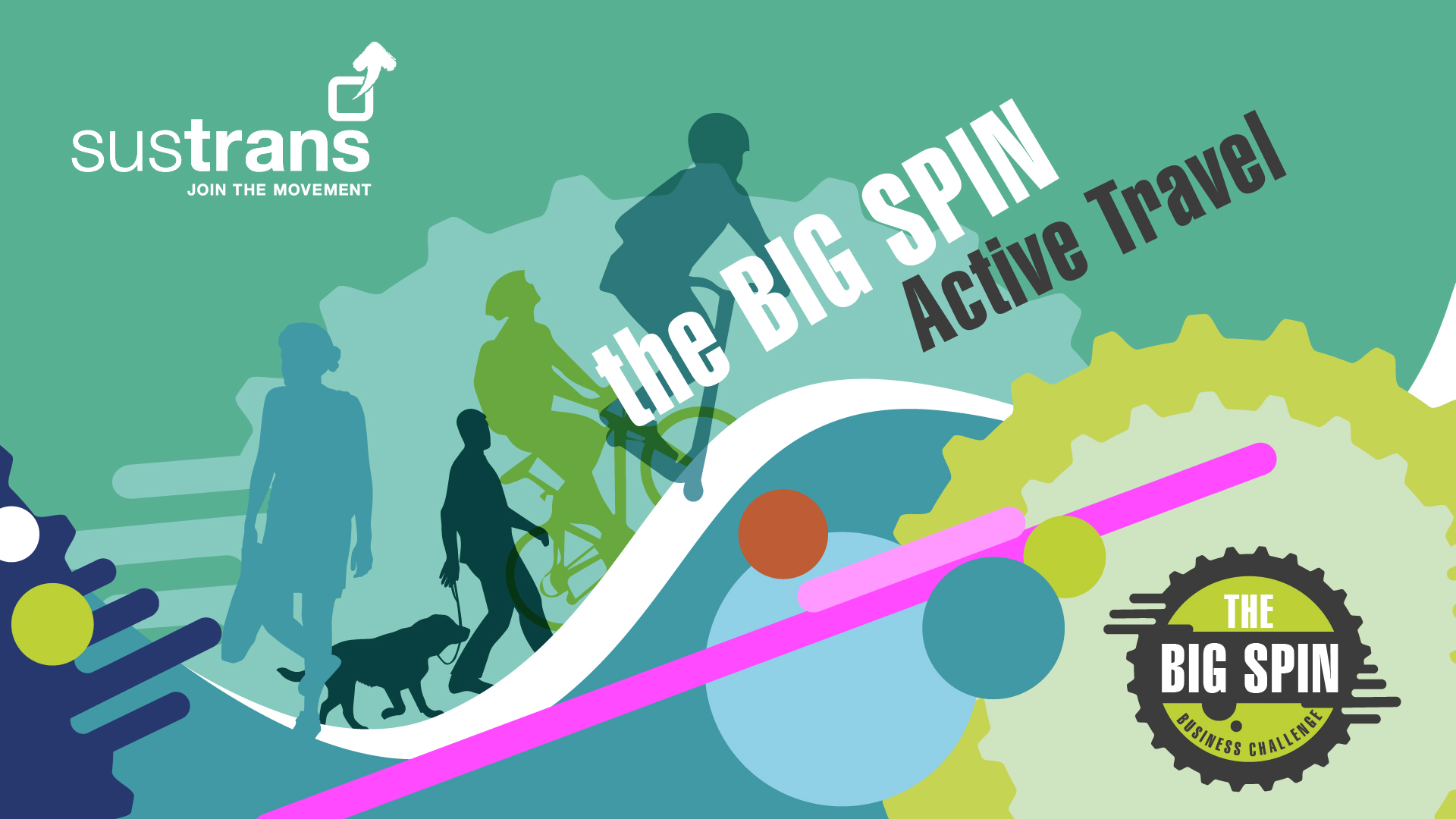 Big Spin Active Travel
