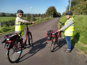 E Bike confidence rides in Dumfries