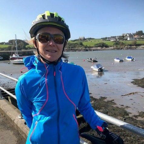 Annick Laroque I Bike Communities D&G